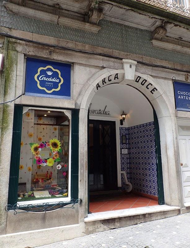 Confeitarias Arca & Arcádia SA (Porto, Portugal)