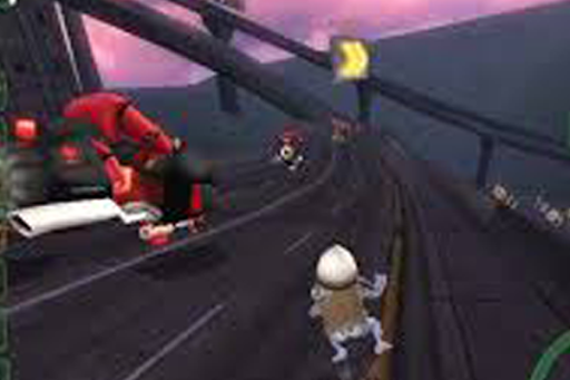 Pro Crazy Frog Racer 2 Special Game Hint