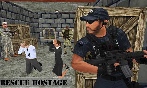 Counter Terrorist SWAT Team 3D FPS Shooting Games 1.0.3 screenshots 1
