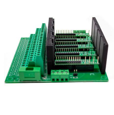 NMB - Plug-in Base till 5 NOX modulkort