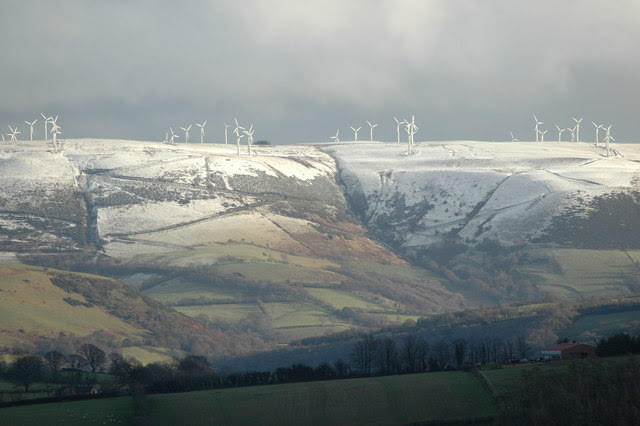 Energy firm wants extended time to redevelop windfarm