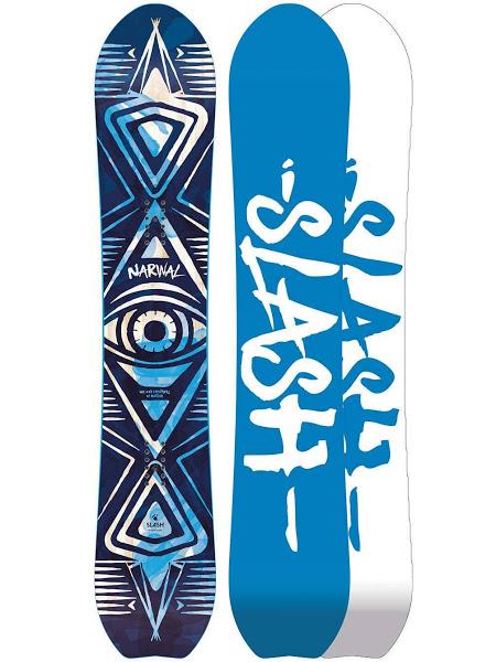 Slash - Narwal Straight Snowboard