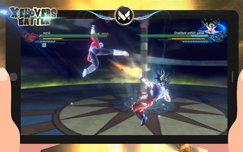 Super Saiyan: Xenoverse Battle - náhled