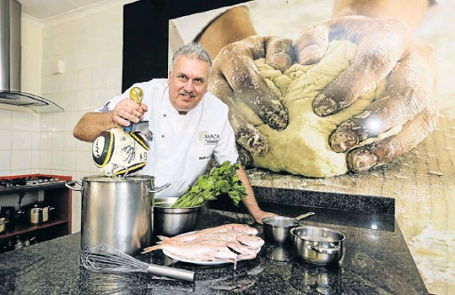 Bay-based chef is off to next world cup