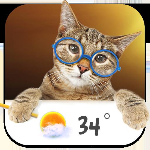 정확한 날씨 기상(7 일 일기 예보)위젯 -- 날씨오늘 天氣 App LOGO-硬是要APP