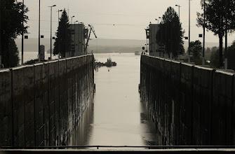 Photo: Шлюз на Волго-Балтийском канале.