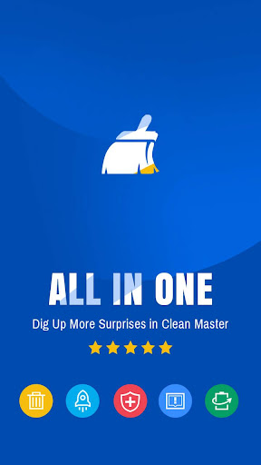 Clean Master (Boost & AppLock) v5.16.2 build 51626853