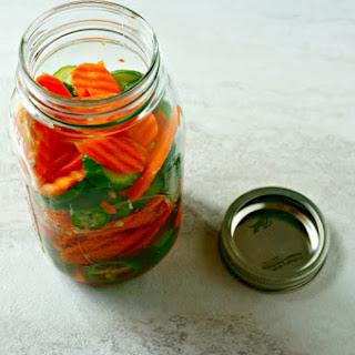Pickled Asian Vegetables