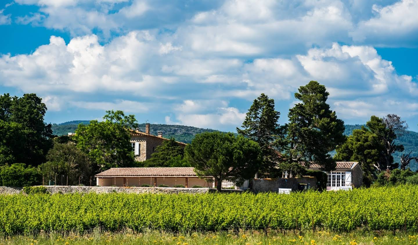 Property with pool Laure-Minervois