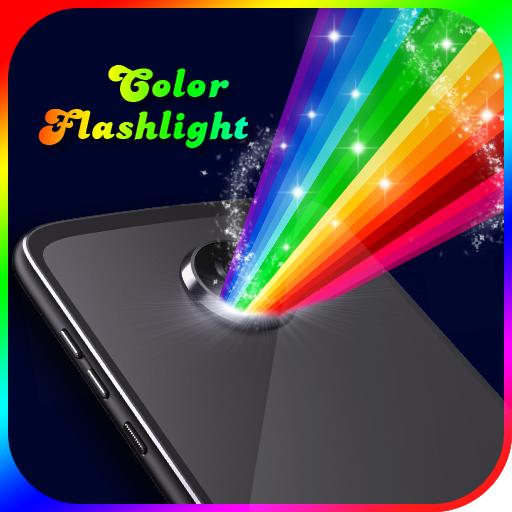 Color Flashlight-Torch LED Flash