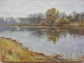 Photo: Річка., п.о., 50х70, 2010 р.