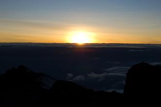 Photo: Daybreak over Stella Point