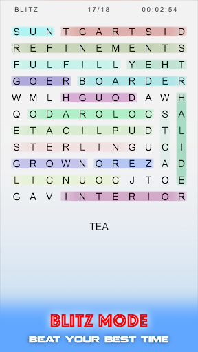 Word Search Puzzles : Classic Word Games  screenshots 3