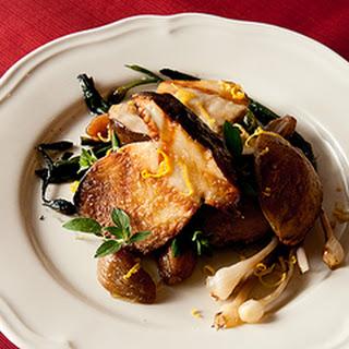 Grilled Porcini Recipe