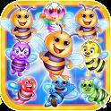 Bee Garden Clash icon