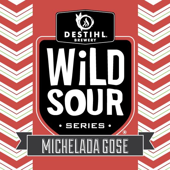 Logo of DESTIHL Wild Sour Series: Michelada Gose