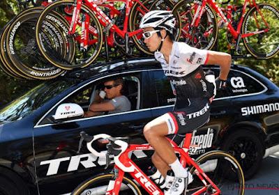 OFFICIEEL: EF Pro Cycling haalt ex-renner van Trek-Segafredo in huis