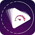 Slow & Fast Motion Video Maker - Reverse Video icon