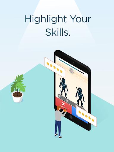 JobFlare for Job Search u2013 Play Games. Get Hired. screenshots apkspray 15