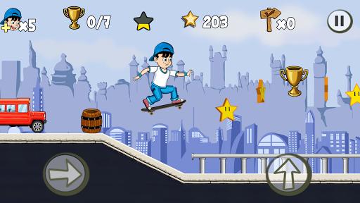 Skater Kid screenshot 5
