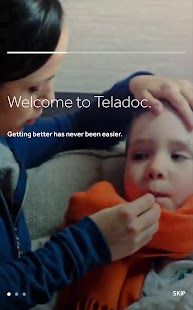 Teladoc Member- screenshot thumbnail