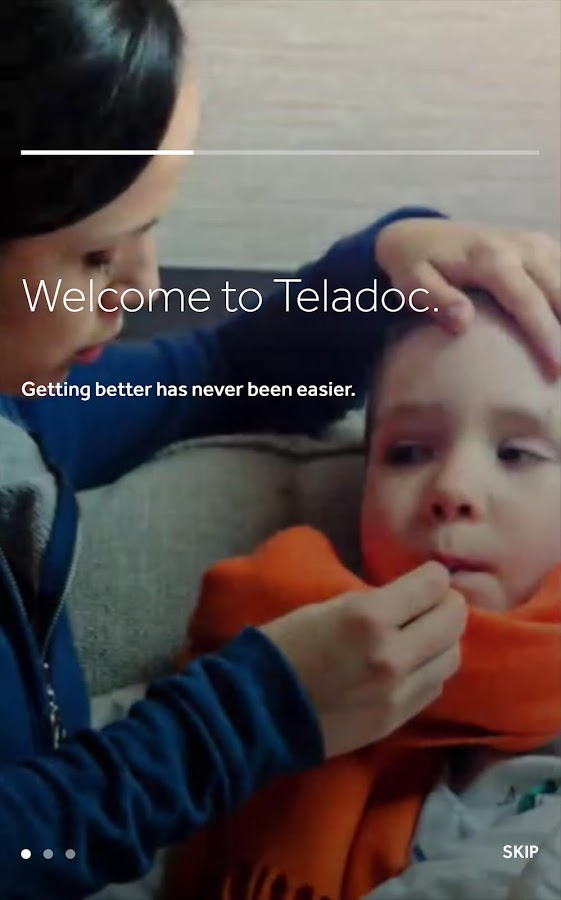 Teladoc Member- screenshot