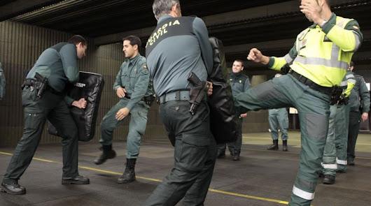 La Guardia Civil entrenará prácticas de intervención en Vícar