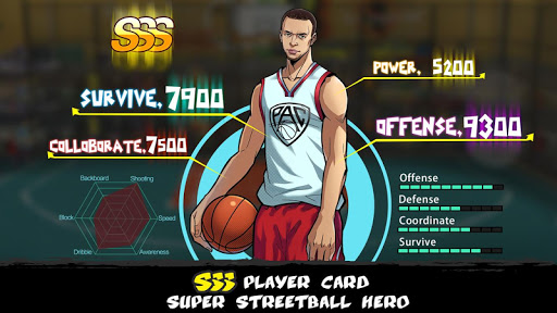 Streetball Hero - 2017 Finals MVP  screenshots 12