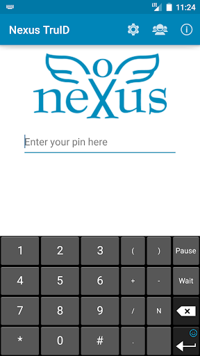 Nexus TruID 1.45.0 screenshots 1