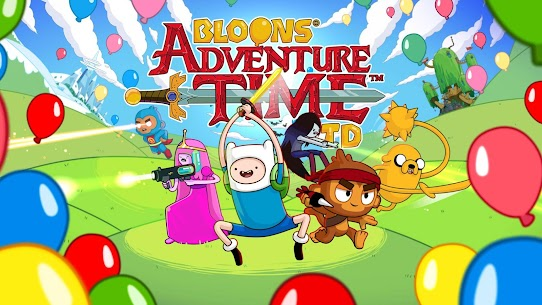 Bloons Adventure Time TD Mod Apk (Unlimited Money) 7