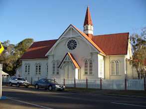 Photo: The Sandgate Baptist Church held its first service on Christmas Day 1877. It is a beautiful example of an early Colonial church. For #SacredSunday curated by +Charles Lupica and +Sumit Sen