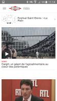 Screenshot of Libération