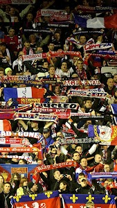 Lyon Football Live Wallpaper screenshot 0