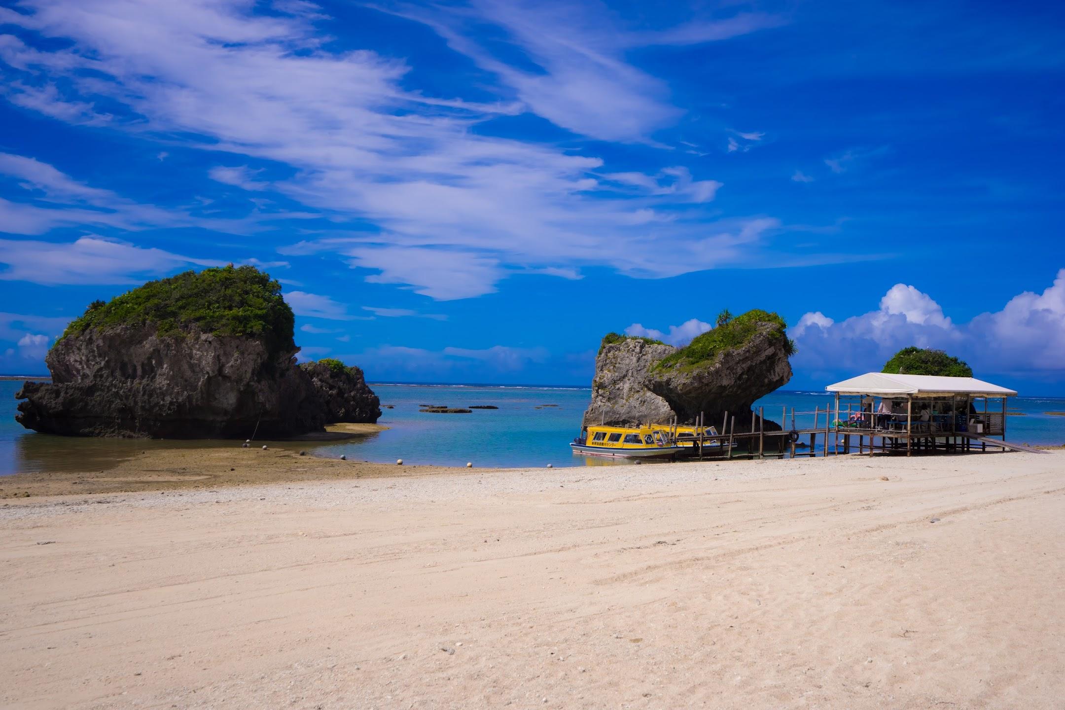 Okinawa Mibaru Beach2