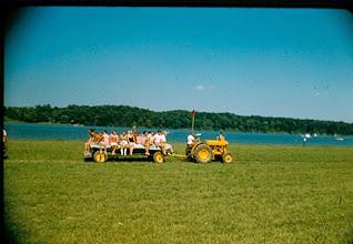 Photo: Shuttle Wagon August 10th, 1958