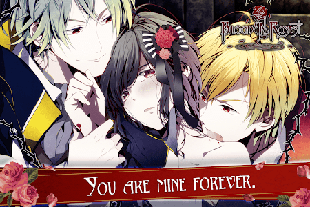 Shall we date?:Blood in Roses+ screenshot 0
