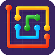 Flow Points: Puzzle Game