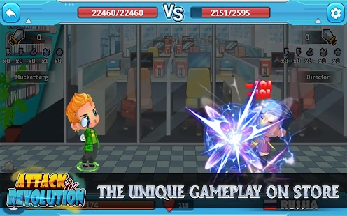 Dice Masters : Attack For Revolution- screenshot thumbnail