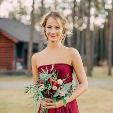 Свадебный фотограф Алина Хвостикова (hvostikova). Фотография от 13.10.2016