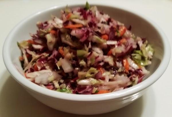 Confetti Coleslaw Recipe