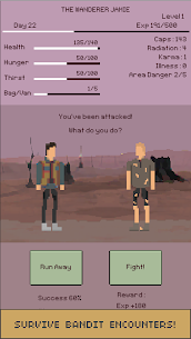 ☢ The Wanderer : Text-based Adventure Survival 4