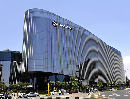 The discovery headquarters in Sandton. Picture: Freddy Mavunda