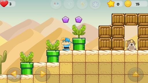 Luccas World - Jungle Adventure 7.0 screenshots 4
