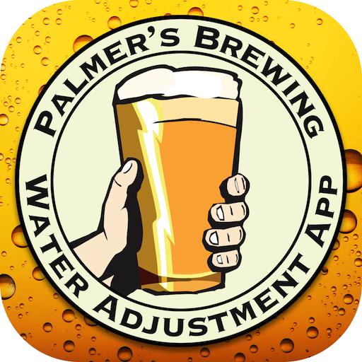 Palmer's Brewing Water Adj App Icon