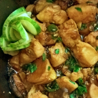 Chicken and Mushroom Stir Fry Recipe