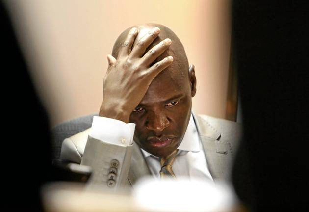 Former SABC COO Hlaudi Motsoeneng. File photo.