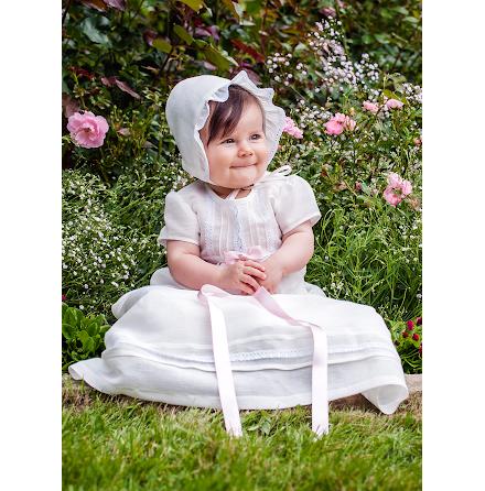 Dopklänning - Tradition Antik