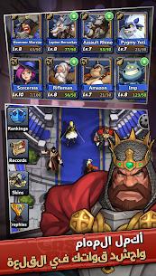 تحميل لعبة Castle Burn – RTS Revolution مهكرة الاصدار الاخير 5