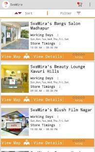 SvaMira screenshot