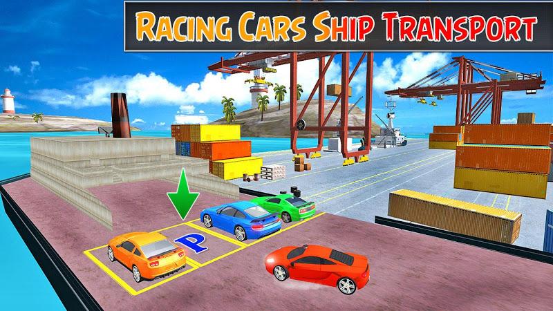 Car Transport Ship Simulator 3d: car parking games Cheat APK MOD Free Download 1.1